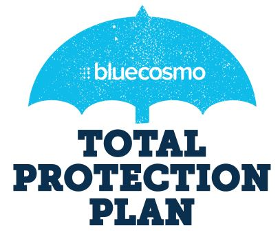 BlueCosmo Total Protection Warranty